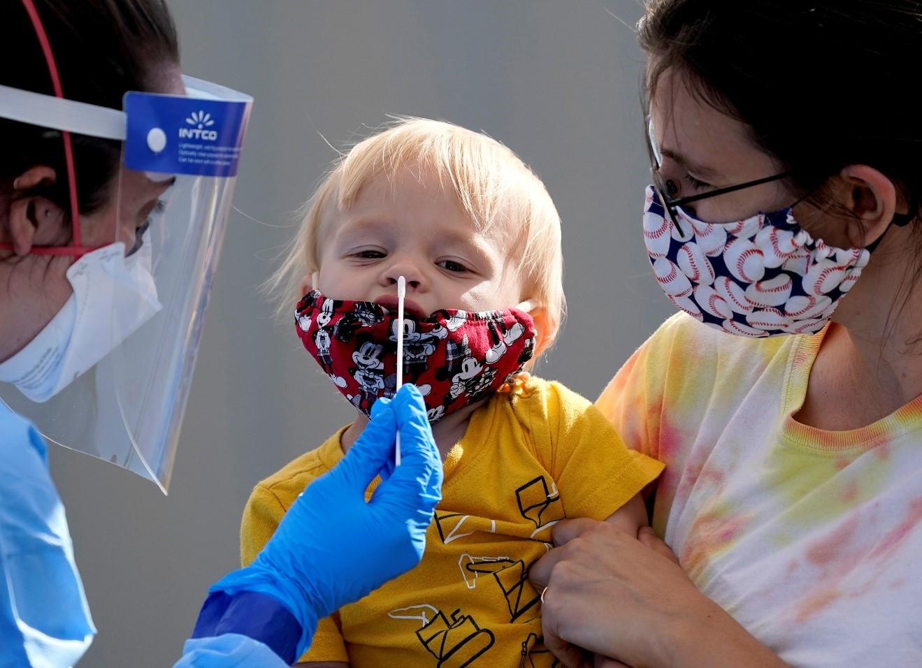 شناسایی نوعی بیومارکر مرتبط با بیماری COVID-19 در کودکان