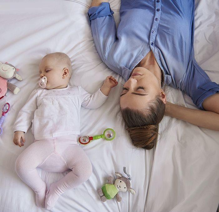 بی خوابی مادران سن بیولوژیکی آن ها را افزایش می دهد
