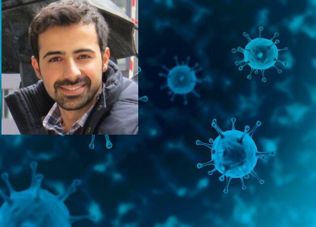 ابتکار دانشمند ایرانی برای تشخیص کووید-۱۹ با کمک حسگرهای نوری