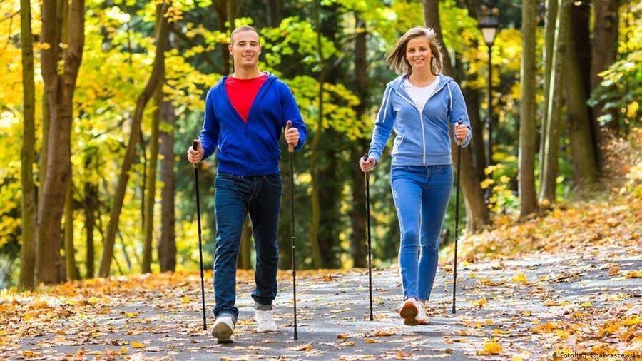 تاثیر پیاده روی بر کاهش مرگ و میر